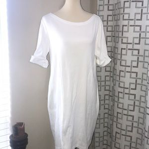 NWT Karen Scott Sport t-shirt Dress